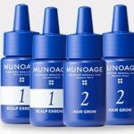 医師共同開発!女性のための育毛剤MUNOAGE(ミューノアージュ)の口コミ&効果と成分や評判は?