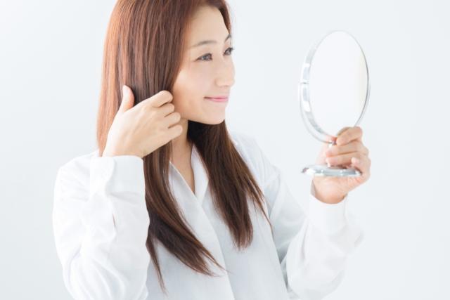 髪にハリやコシが復活するプリオールカラーケアコンディショナー