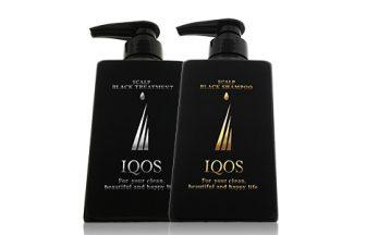 IQOS(イクオス)ブラックシャンプー&トリートメントをレビュー比較評価!効果・成分を徹底解説!